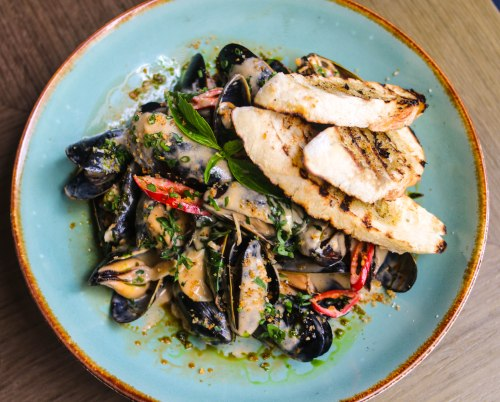 photo four Mussels 1