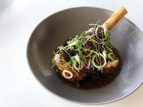 Cumin Braised Spring Lamb Shank, Szechuan Peppercorn, Toasted Chili's, Morels, Spring Onion, Cumin Infused Natural Jus_.jpg