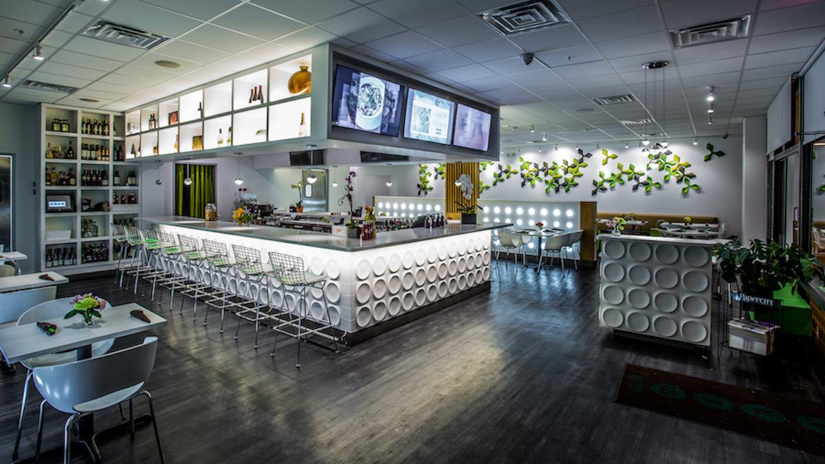 Asian Mint Bar